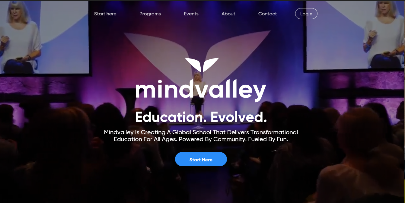 Mindvalley: Continued Education for Personal Growth