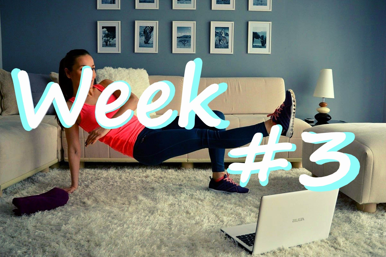 At-Home Fitness Routine – Week 3