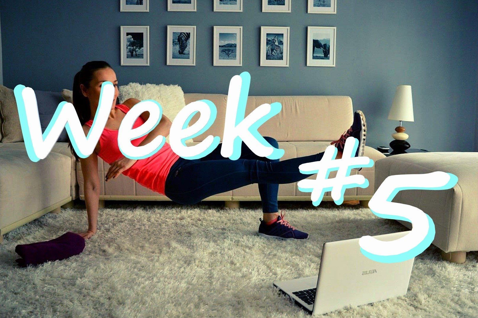 At-Home Fitness Routine – Week 5